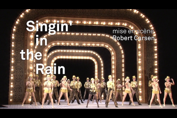 singing in the rain